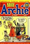 Cover for Archie Comics (Archie, 1942 series) #43