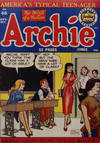 Cover for Archie Comics (Archie, 1942 series) #46