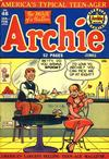 Cover for Archie Comics (Archie, 1942 series) #48