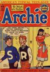 Cover for Archie Comics (Archie, 1942 series) #49