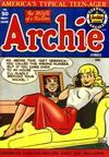 Cover for Archie Comics (Archie, 1942 series) #50