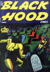 Cover for Black Hood Comics (Archie, 1943 series) #11