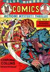 Cover for Blue Ribbon Comics (Archie, 1939 series) #4