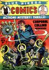 Cover for Blue Ribbon Comics (Archie, 1939 series) #5