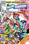 Cover Thumbnail for Blue Ribbon Comics (1983 series) #13 [Newsstand]