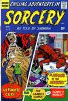 Cover for Chilling Adventures in Sorcery as Told by Sabrina (Archie, 1972 series) #2