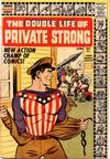 Cover for The Double Life of Private Strong (Archie, 1959 series) #1