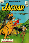 Cover Thumbnail for Adventures of the Jaguar (1961 series) #10 [12¢]