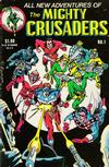 Cover for The Mighty Crusaders (Archie, 1983 series) #1