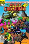 Cover Thumbnail for The Mighty Crusaders (1983 series) #7 [Direct]