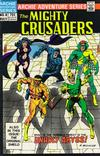 Cover for The Mighty Crusaders (Archie, 1983 series) #8 [Direct]