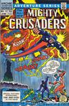 Cover for The Mighty Crusaders (Archie, 1983 series) #12