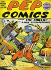 Cover for Pep Comics (Archie, 1940 series) #6