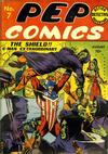 Cover for Pep Comics (Archie, 1940 series) #7
