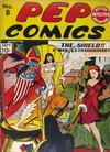 Cover for Pep Comics (Archie, 1940 series) #8