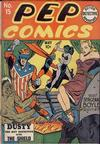 Cover for Pep Comics (Archie, 1940 series) #15