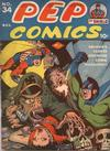 Cover for Pep Comics (Archie, 1940 series) #34