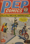 Cover for Pep Comics (Archie, 1940 series) #55