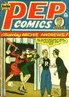 Cover for Pep Comics (Archie, 1940 series) #58