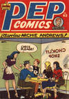 Cover for Pep Comics (Archie, 1940 series) #63