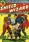 Cover for Shield-Wizard Comics (Archie, 1940 series) #5 (1)