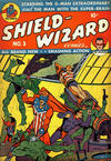 Cover for Shield-Wizard Comics (Archie, 1940 series) #3