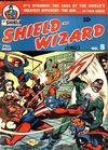 Cover for Shield-Wizard Comics (Archie, 1940 series) #8