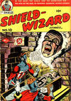 Cover for Shield-Wizard Comics (Archie, 1940 series) #10