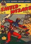 Cover for Shield-Wizard Comics (Archie, 1940 series) #12