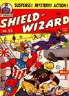 Cover for Shield-Wizard Comics (Archie, 1940 series) #13