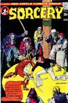 Cover for Red Circle Sorcery (Archie, 1974 series) #10
