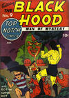 Cover for Top Notch Comics (Archie, 1939 series) #9