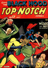 Cover for Top Notch Comics (Archie, 1939 series) #17