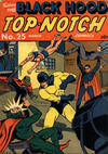 Cover for Top Notch Comics (Archie, 1939 series) #25