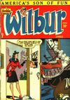 Cover for Wilbur Comics (Archie, 1944 series) #7