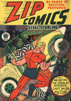 Cover for Zip Comics (Archie, 1940 series) #2