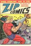 Cover for Zip Comics (Archie, 1940 series) #4