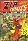 Cover for Zip Comics (Archie, 1940 series) #5