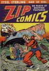Cover for Zip Comics (Archie, 1940 series) #6