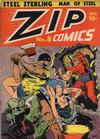 Cover for Zip Comics (Archie, 1940 series) #8
