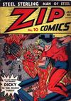 Cover for Zip Comics (Archie, 1940 series) #10
