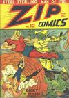 Cover for Zip Comics (Archie, 1940 series) #12