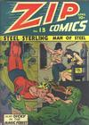 Cover for Zip Comics (Archie, 1940 series) #13