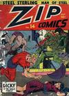 Cover for Zip Comics (Archie, 1940 series) #14