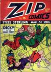 Cover for Zip Comics (Archie, 1940 series) #15