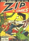 Cover for Zip Comics (Archie, 1940 series) #16