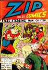 Cover for Zip Comics (Archie, 1940 series) #21