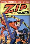 Cover for Zip Comics (Archie, 1940 series) #22