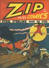 Cover for Zip Comics (Archie, 1940 series) #23