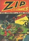 Cover for Zip Comics (Archie, 1940 series) #25
